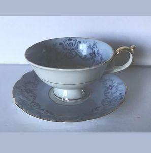 Royal Bayreuth Bavaria Germany Teacup & Saucer